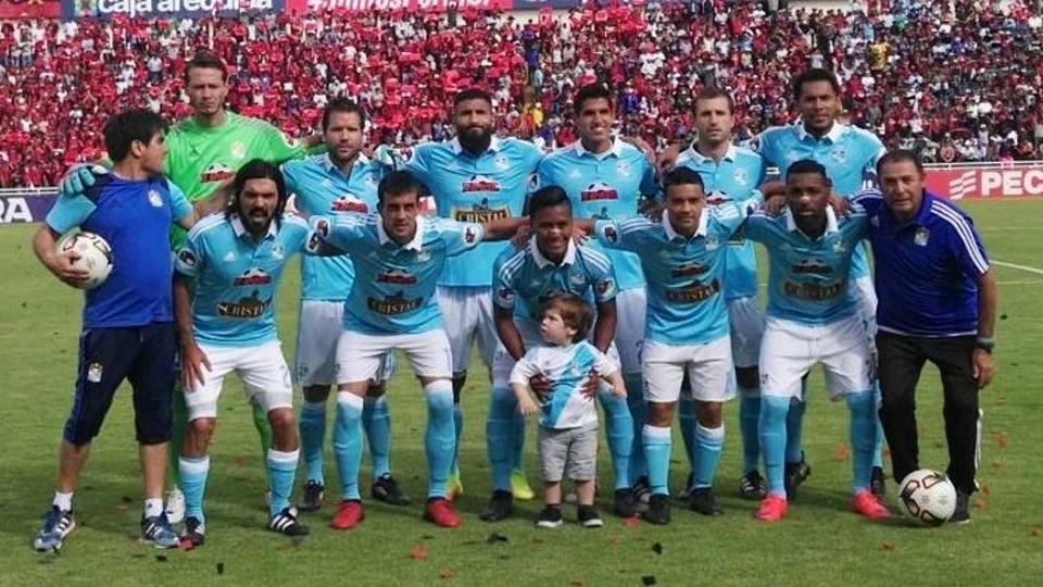 FASE DE GRUPOS: Sporting Cristal, Peru - campeão peruano