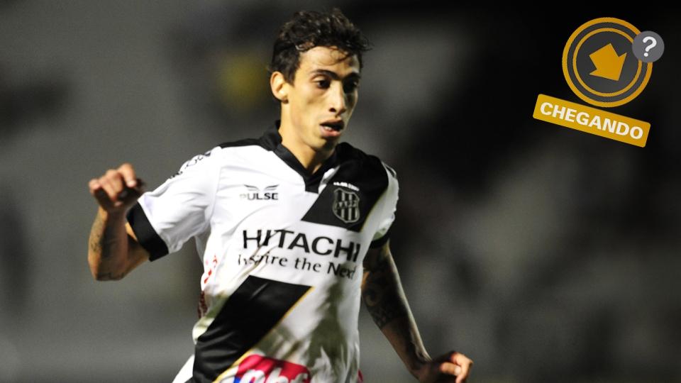Boa temporada de Rildo, pela rebaixada Ponte Preta, chamou a atenção. Flamengo já sondou equipe campineira