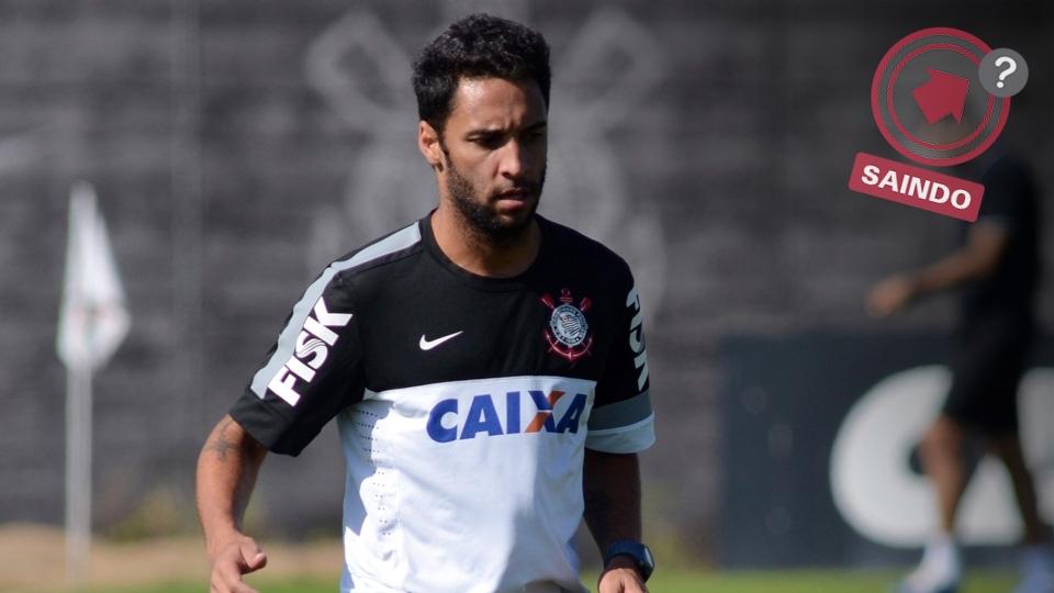 Ibson foi criticado quando fechou com o Corinthians, foi criticado durante a passagem no Parque São Jorge e pode sair do time alvinegro