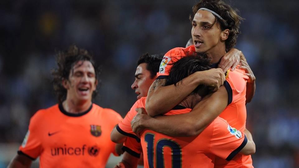 """""""Messi é incrível, ele é inacreditável, mas eu não o conheço de verdade. Nós somos totalmente diferentes"""""""