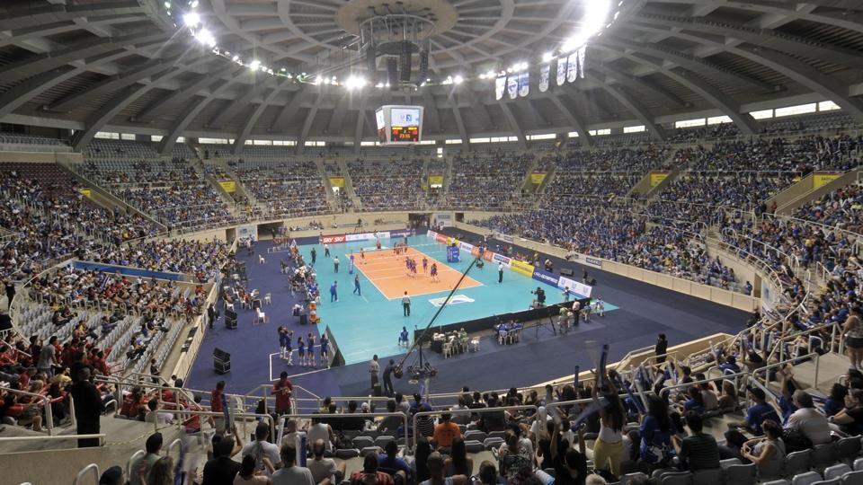 Maracanãzinho também passará por adaptações para ser o palco dos jogos de vôlei na Olimpíada