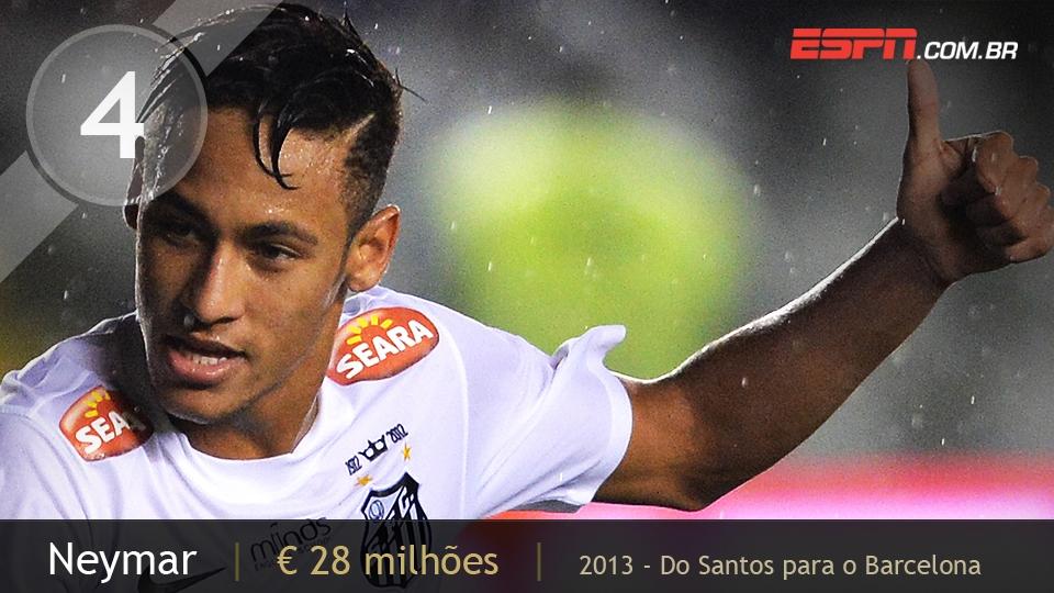 A novela durou anos, e chegou ao fim com um final feliz, pelo menos para Neymar, que trocará o Santos pelo Barcelona