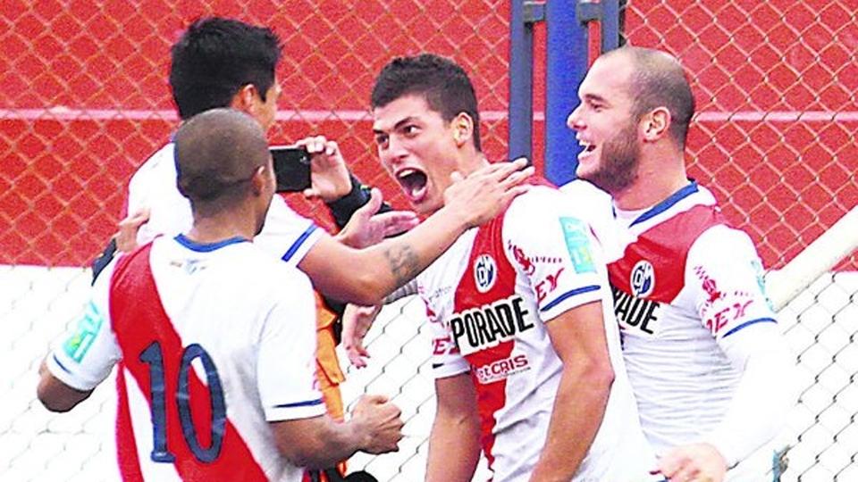1ª FASE PRÉVIA: Desportivo Municipal, Peru - 4º colocado peruano