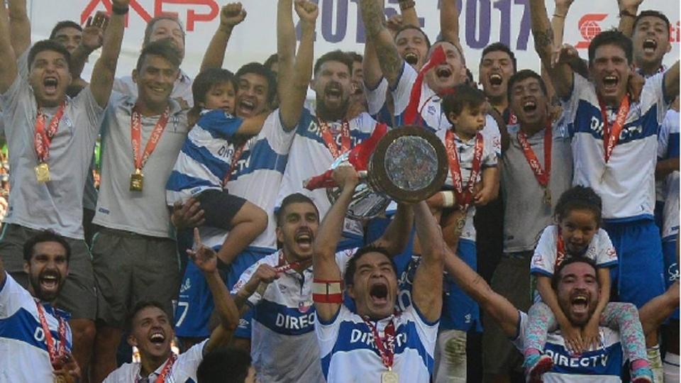 FASE DE GRUPOS: Universidad Católica, Chile - campeão do Clausura chileno