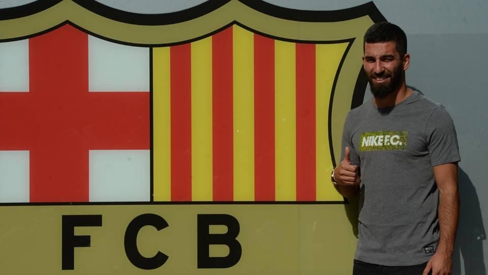 8. Arda Turan, do Atlético de Madri para o Barcelona: 34 milhões de euros (R$ 132,5 milhões)