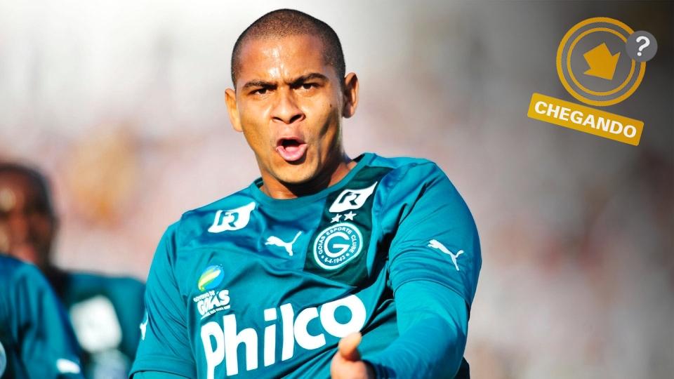 Walter brilhou no Goiás, mas pertence ao Porto, de Portugal. O atacante, inclusive, já disse que o Corinthians 'é o maior time do Brasil'