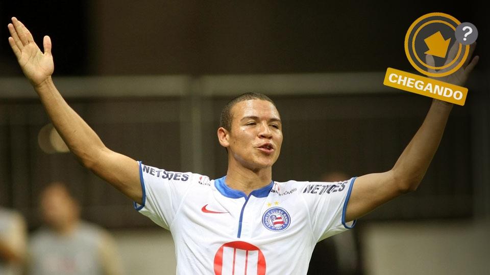 Marquinhos Gabriel, destaque no ataque do Bahia, já disse que gostaria de jogar no Corinthians