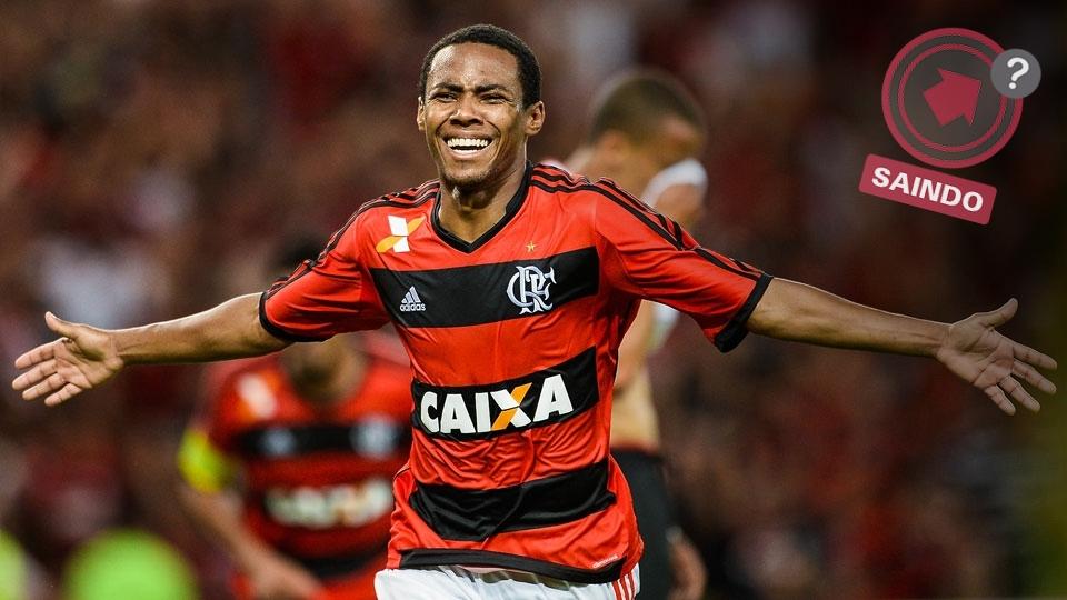 Elias já disse que quer seguir no Flamengo. Bases contratuais já estariam acertadas. Só falta liberação do Sporting