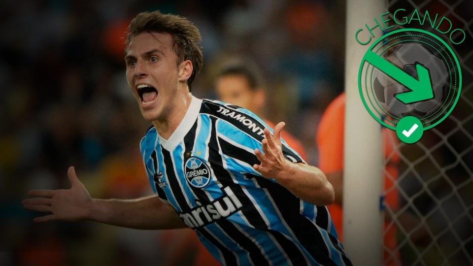 Bressan (Z), Grêmio