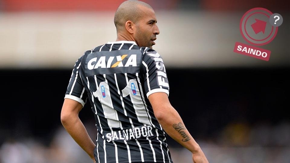 Emerson Sheik também pode sair; o atacante estaria, mais uma vez, na mira do Flamengo