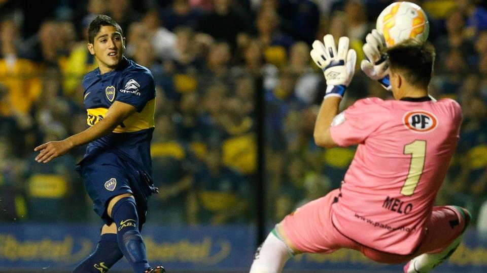 Formado no Boca Juniors, o atacante argentino Guido Vadalá passou por empréstimo pela Juventus e está cedido ao Unión de Santa Fe