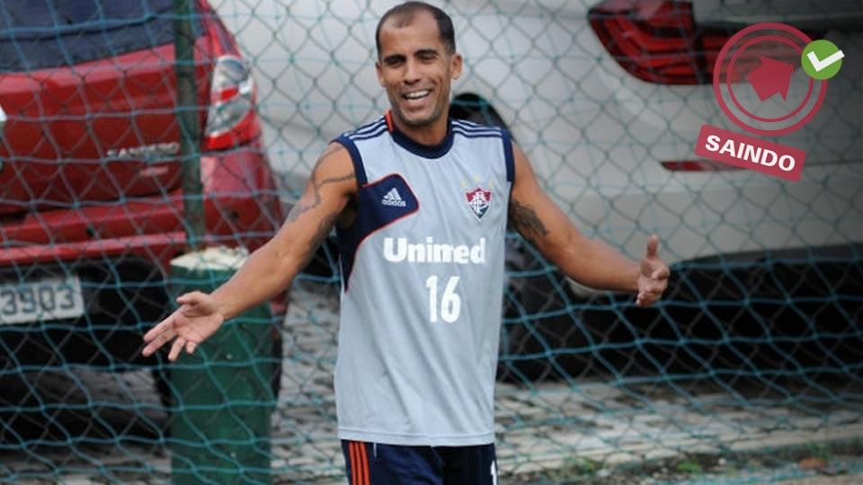 Felipe chegou com contrato apenas até o fim de 2013 e não vai renovar o vínculo