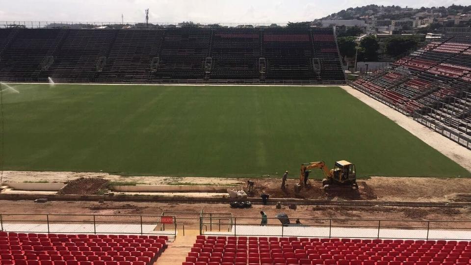 Flamengo mandará seus jogos no local