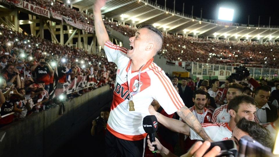 FASE DE GRUPOS: River Plate, Argentina - campeão da Copa da Argentina