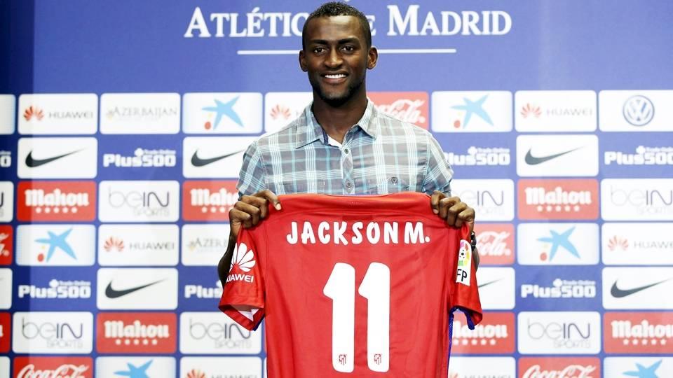 6. Jackson Martínez, do Porto para o Atlético de Madri: 35 milhões de euros (R$ 136,6 milhões)