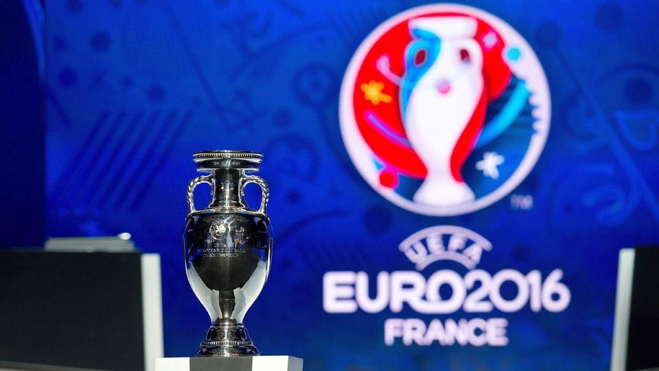 Confira todas as curiosidades de números da Eurocopa de 2016, que começa na próxima sexta