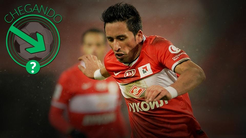 Lucas Barrios (A), Spartak Moscou (RUS)