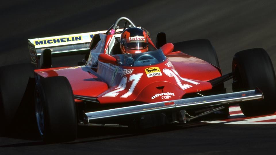 Gilles Villeneuve (pai), 0 título, 6 vitórias, 2 poles