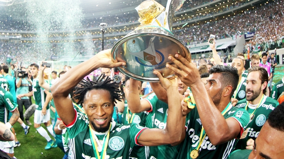 FASE DE GRUPOS: Palmeiras, Brasil - campeão brasileiro