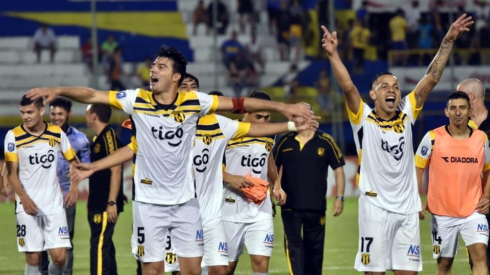 FASE DE GRUPOS: Guaraní, Paraguai - campeão do Clausura paraguaio