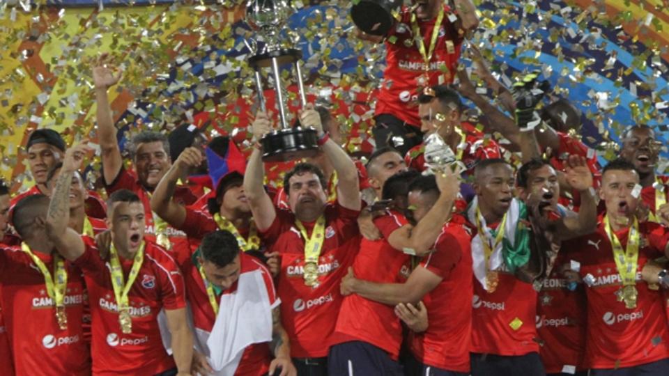 FASE DE GRUPOS: Independiente Medellín, Colômbia - campeão do Apertura colombiano