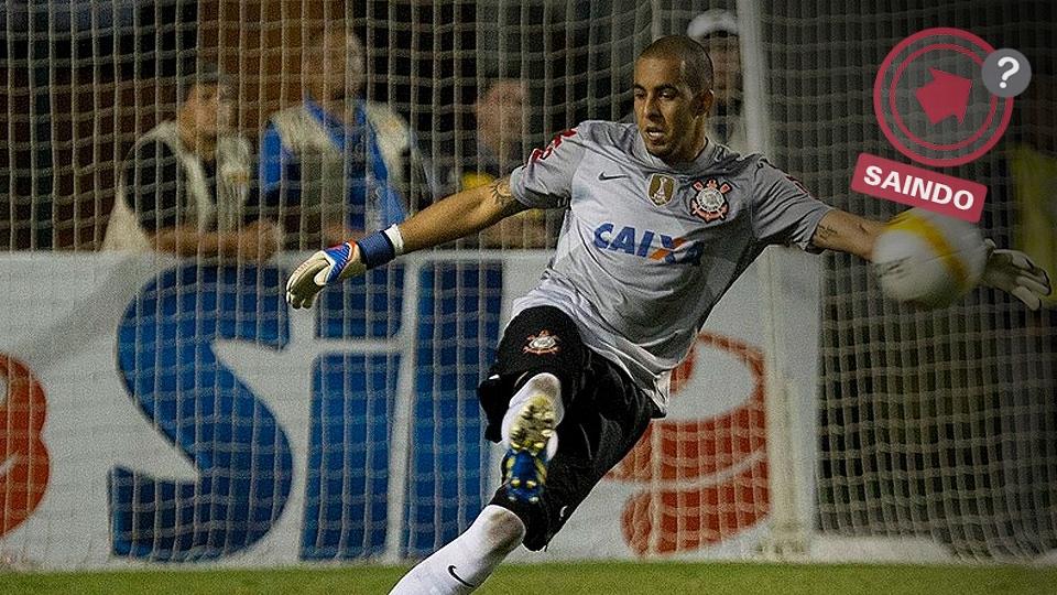 Danilo Fernandes é outro: o goleiro já chegou a afirmar que pode procurar um outro clube para poder jogar mais