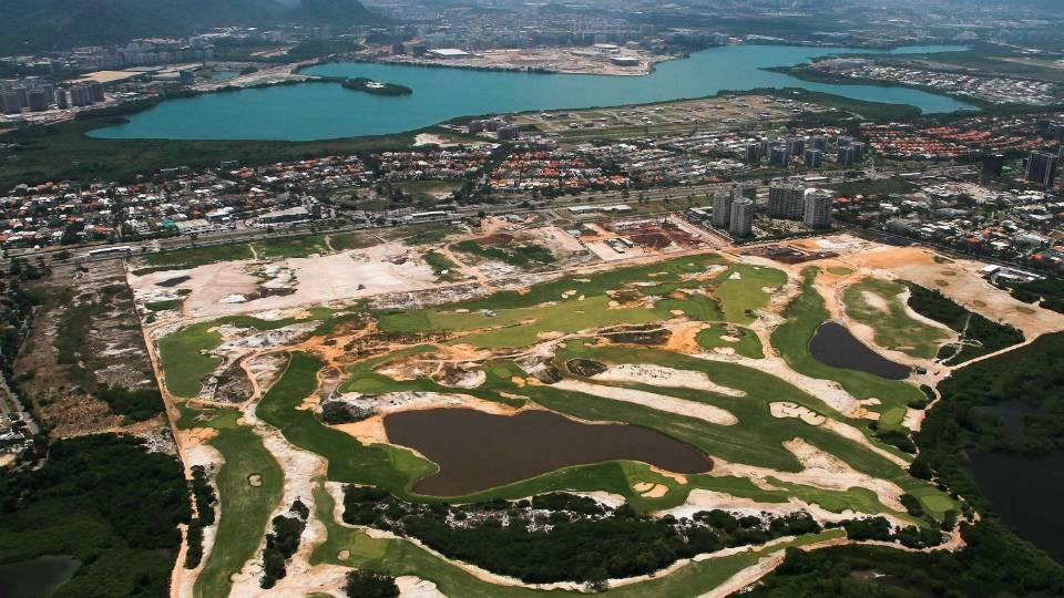 Após brigas na Justiça, campo de golfe está mesmo sendo construído na região da Barra da Tijuca