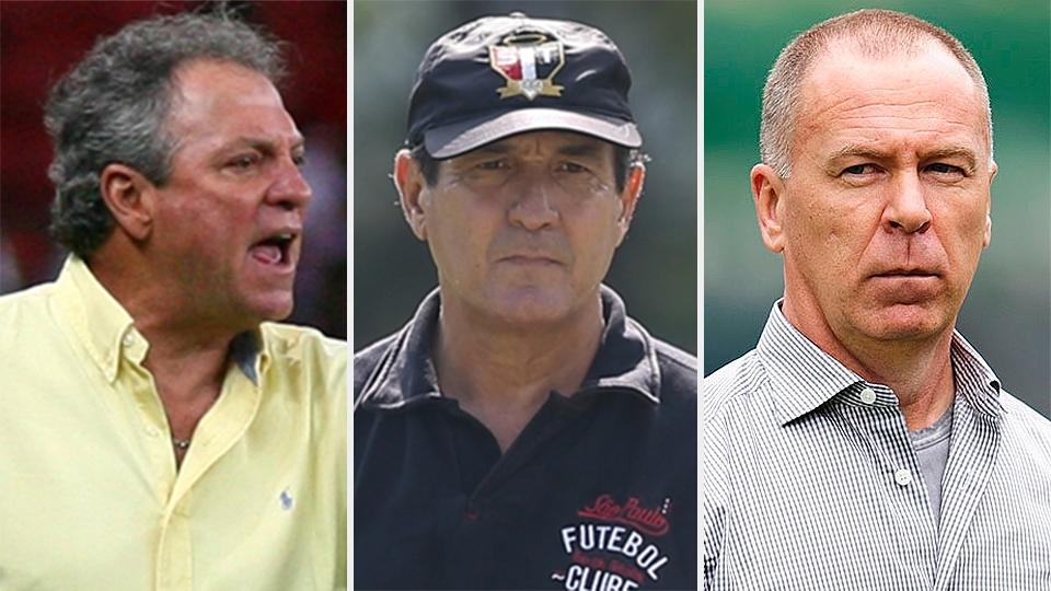 Consultoria Pluri divulgou estudo com o salário dos técnicos dos 12 principais clubes do Brasil. Os dados não são oficiais. Veja ranking:
