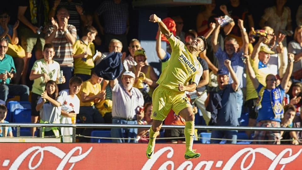 Nicola Sansone - Villarreal (13 milhões de euros): Titular absoluto e um dos destaques do clube, o atacante soma 38 partidas e oito gols