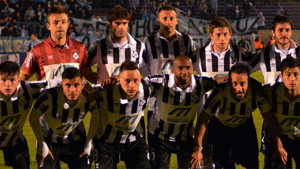 1ª FASE PRÉVIA: Montevidéu Wanderers, Uruguai - melhor do campeonato uruguaio 2016 não classificado