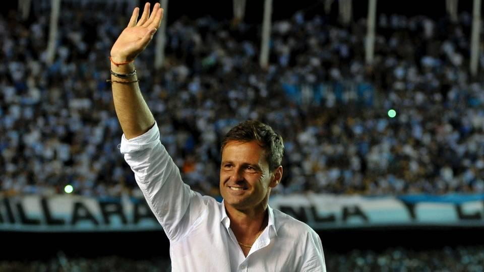 Diego Cocca-Racing: no ano passado, deu ao time o título argentino  após 13 anos de jejum