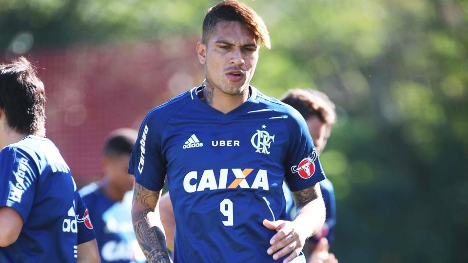 Guerrero: o atacante é o principal jogador da seleção do Peru