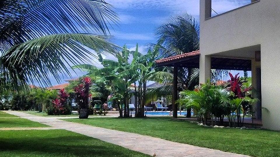 SUÍÇA - Resort La Torre, em Porto Seguro, na Bahia