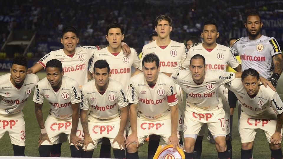 2ª FASE PRÉVIA: Universitário, Peru - 3º colocado peruano