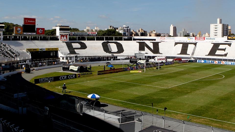 PORTUGAL - Hotel The Palms (hospedagem) e Moisés Lucarelli, estádio da Ponte Preta (treinos), em Campinas, interior de São Paulo