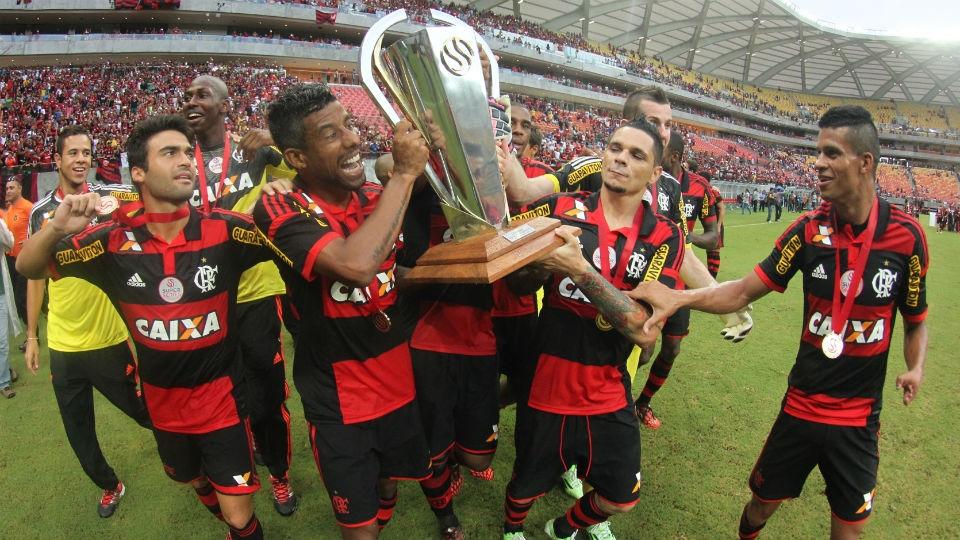 1º - Flamengo: 15,2%