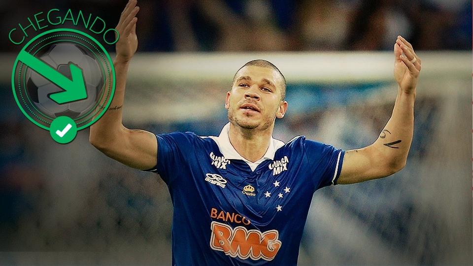 Nilton (V), Cruzeiro