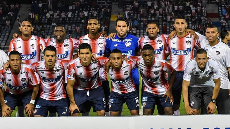 2ª FASE PRÈVIA: Junior Barranquilla, Colômbia - 2º melhor colombiano