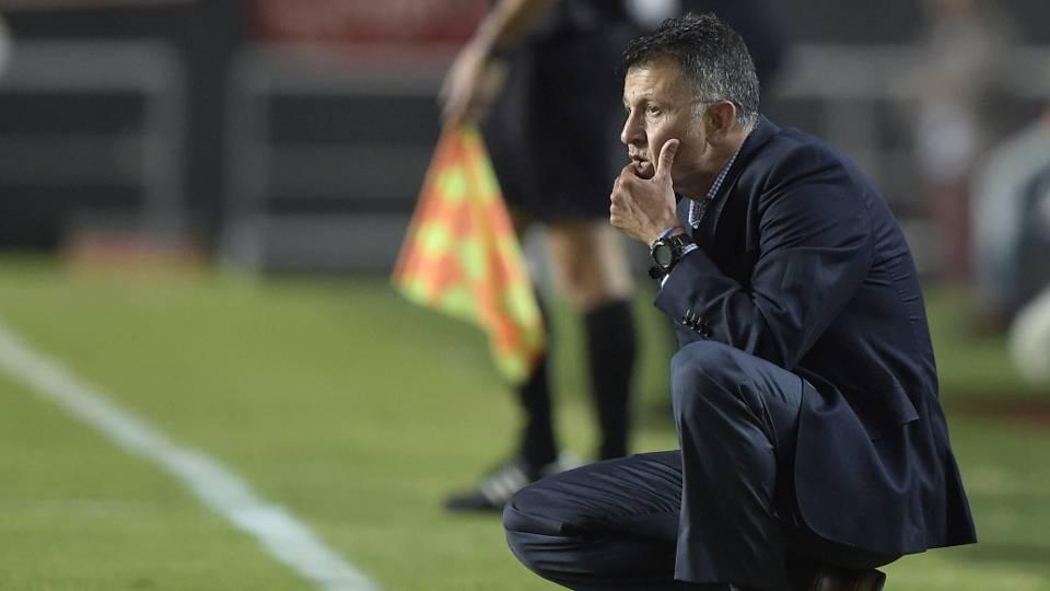Juan Osorio-Atletico Nacional: Já conquistou 6 títulos na Colômbia. No início da carreira, foi auxiliar técnico no Manchester City