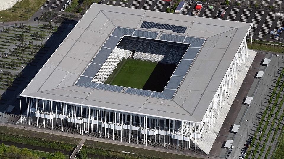 Nouveau Stade de Bordeaux (Bordeaux, 42 mil pessoas, estádio novo de 2015)- R$ 667 milhões