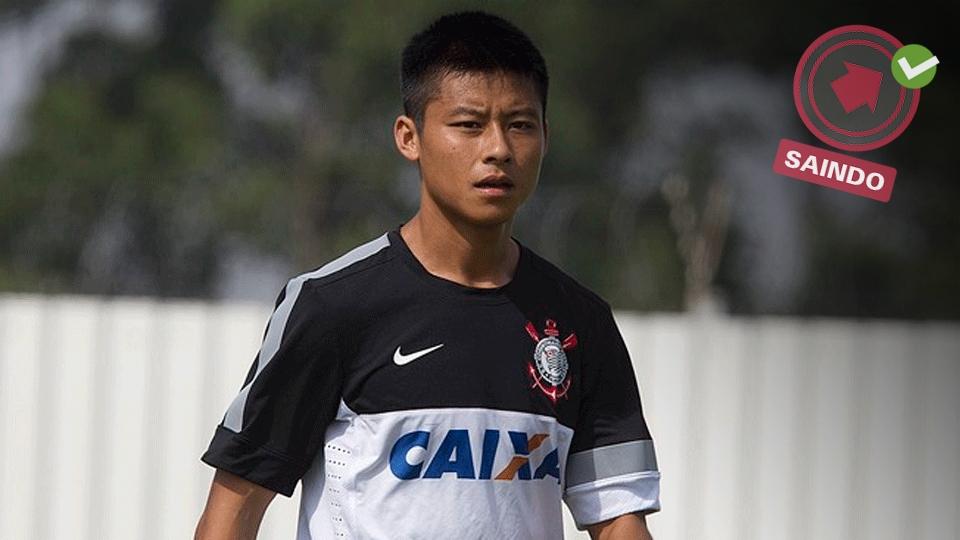 Zizao chegou, jogou pouco, foi muito querido pela torcida, mas se despediu do Corinthians
