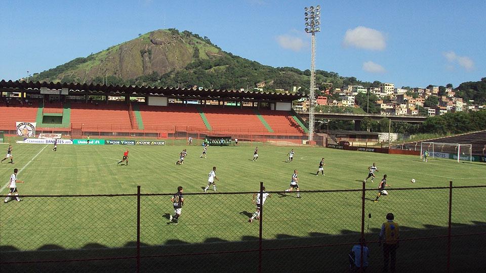AUSTRÁLIA - Hotel Ilha do Boi (hospedagem) e estádio Engenheiro Araripe/Arena Unimed Sicoob (treinos), em Vitória, Espírito Santo