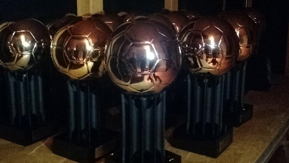 Veja quem foram os donos das dez maiores médias do prêmio ESPN Bola de Prata Sportingbet