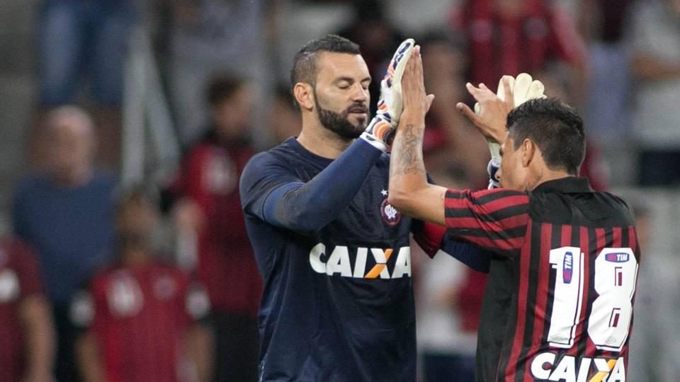 2ª FASE PRÉVIA: Atlético-PR, Brasil - 6º colocado brasileiro