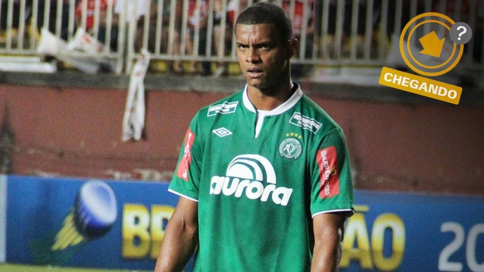 Artilheiro e destaque da Chapecoense na última Série B, Bruno Rangel poderia ser a solução para os problemas no ataque corintiano