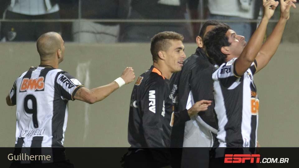 Jogador do presidente, ex-cruzeirense e contratação mais cara da história: Guilherme salvou o Galo ao empatar a semi em 2 a 2 e levar para os pênaltis