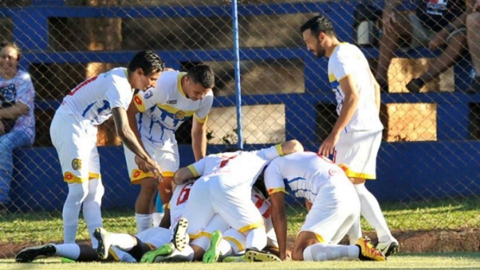 1ª FASE PRÉVIA: Deportivo Capiatá, Paraguai - 2º melhor paraguaio
