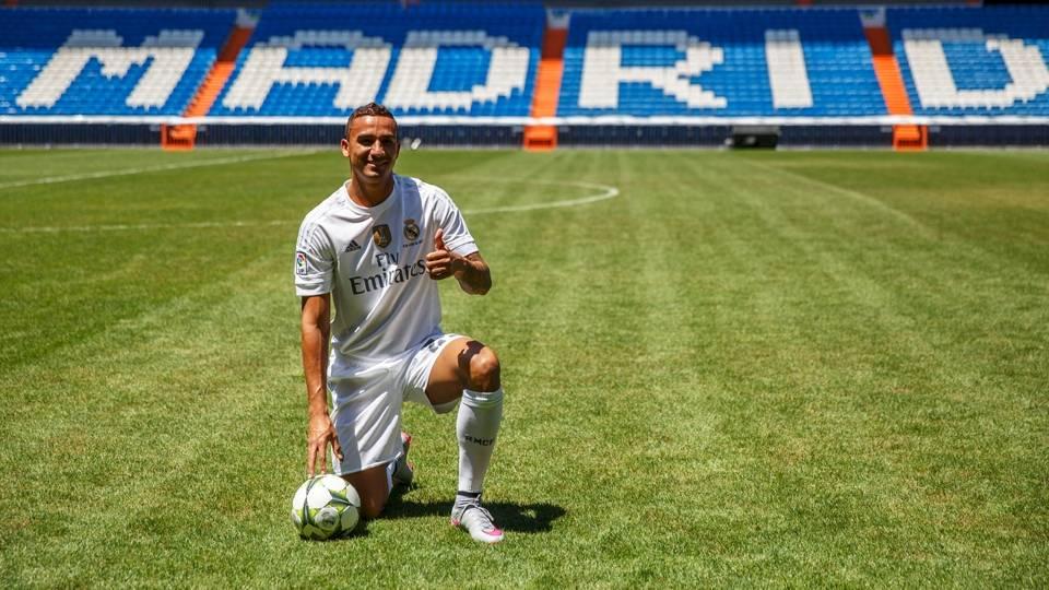 10. Danilo, do Porto para o Real Madrid: 31,5 milhões de euros (R$ 122,8 milhões)