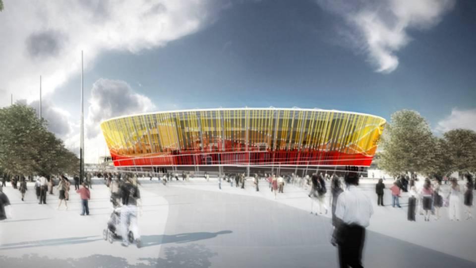 O Centro de Tênis será a primeira instalação do Parque Olímpico da Barra a ser inaugurada, em dezembro deste ano
