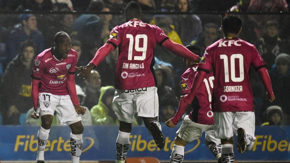1ª FASE PRÉVIA: Independiente Del Valle, Equador - 2º melhor equatoriano não classificado